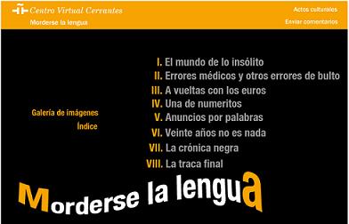Uso del lenguaje castellano